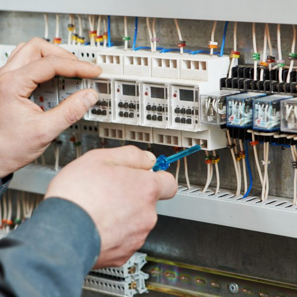 Electrical conducting electrical test